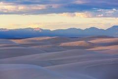 белизна Египета Сахары пустыни западная Стоковые Фото
