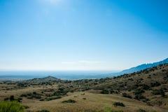 Белизна зашкурит радиус действия ракеты, пески Неш-Мексико белизны стоковая фотография rf