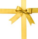 белизна золота смычка предпосылки красивейшая Стоковые Фотографии RF