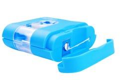 белизна зубоврачебной зубочистки предпосылки Стоковое Изображение