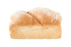 белизна изолированная хлебом wheaten Стоковые Изображения RF