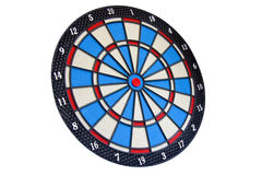 белизна изолированная bullseye иллюстрация штока