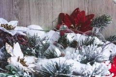 белизна изоляции декора рождества Новый Год рождества предпосылки стоковые фото