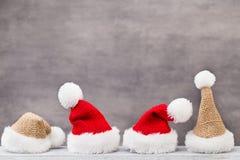 белизна изоляции декора рождества приветствие рождества карточки Xmas символа Стоковое фото RF