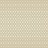 Белизна и картина с решеткой, решетка вектора золота безшовная, сеть, сетка, косоугольники иллюстрация вектора