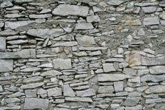 белизна каменной стены Стоковая Фотография RF