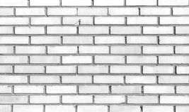 белизна кирпичной стены предпосылки Стоковые Фото
