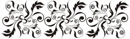 белизна конструкции полосы предпосылки флористическая иллюстрация штока