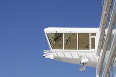 белизна корабля навигации круиза моста Стоковое Изображение RF