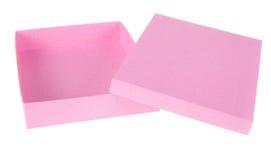 белизна коробки предпосылки Стоковые Фотографии RF