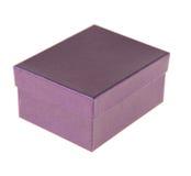 белизна коробки предпосылки Стоковые Фото