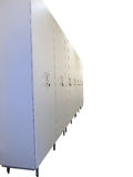 белизна корридора предпосылки Стоковое фото RF