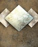 белизна космоса экземпляра предпосылки коричневая Стоковое Изображение RF