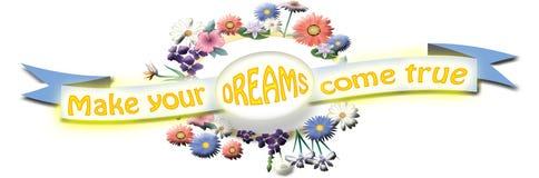 белизна логоса цветка предпосылки Стоковая Фотография RF