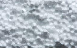 белизна макроса пены пластичная Стоковые Фото