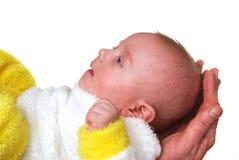 белизна мальчика малая Стоковое Фото
