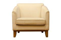 белизна мебели предпосылки Стоковая Фотография RF