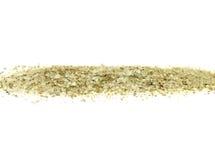 белизна моря соли травостоя Стоковое Фото