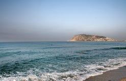 белизна моря Стоковая Фотография