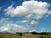 белизна облака Стоковые Фото