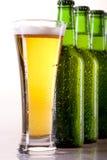 белизна охлаженная пивом Стоковое Изображение RF