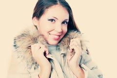 белизна пальто стоковая фотография