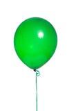белизна партии воздушных шаров стоковые фото