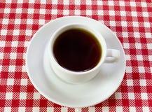 белизна пар кофе Стоковая Фотография