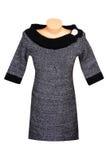 белизна платья модная Стоковое Изображение RF