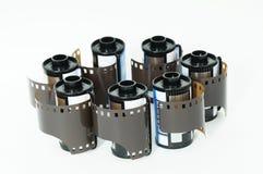 белизна пленки для транспарантной съемки Стоковые Фотографии RF