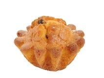 белизна плодоовощ торта предпосылки Стоковая Фотография