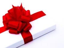 белизна подарка 5 предпосылок родовая Стоковое Изображение