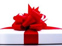 белизна подарка 8 предпосылок родовая Стоковые Фотографии RF