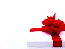 белизна подарка 9 предпосылок родовая Стоковое Изображение RF