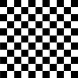 белизна предпосылки черная checkered бесплатная иллюстрация