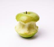 белизна предпосылки яблок Стоковая Фотография RF