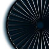 белизна предпосылки striped формой Стоковая Фотография