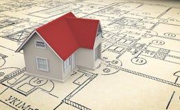белизна принципиальной схемы здания бесплатная иллюстрация