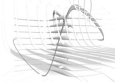 белизна решетки предпосылки Стоковое фото RF