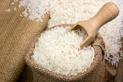 белизна риса Стоковые Фото