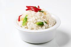 белизна риса Стоковые Изображения RF