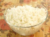 белизна риса Стоковая Фотография