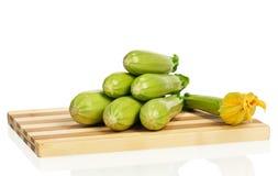 белизна сердцевины предпосылки свежая изолированная vegetable Стоковая Фотография RF