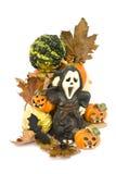 белизна серии halloween Стоковое фото RF