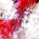 белизна состава красная Стоковое Фото