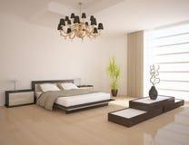 белизна спальни