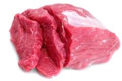 белизна стейка отрезока говядины стоковая фотография rf