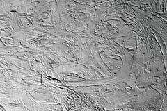 белизна стены текстуры гипсолита грубая Стоковая Фотография RF