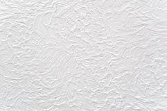 белизна стены Стоковая Фотография