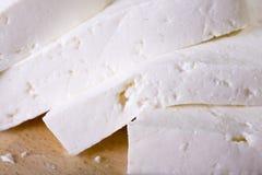 белизна сыра Стоковое фото RF